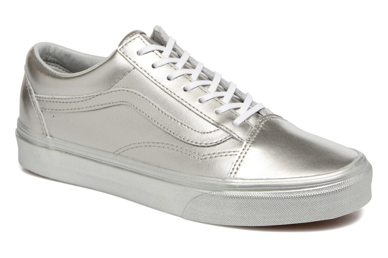 Sneaker Vans Old Skool W silber detaillierte ansicht/modell