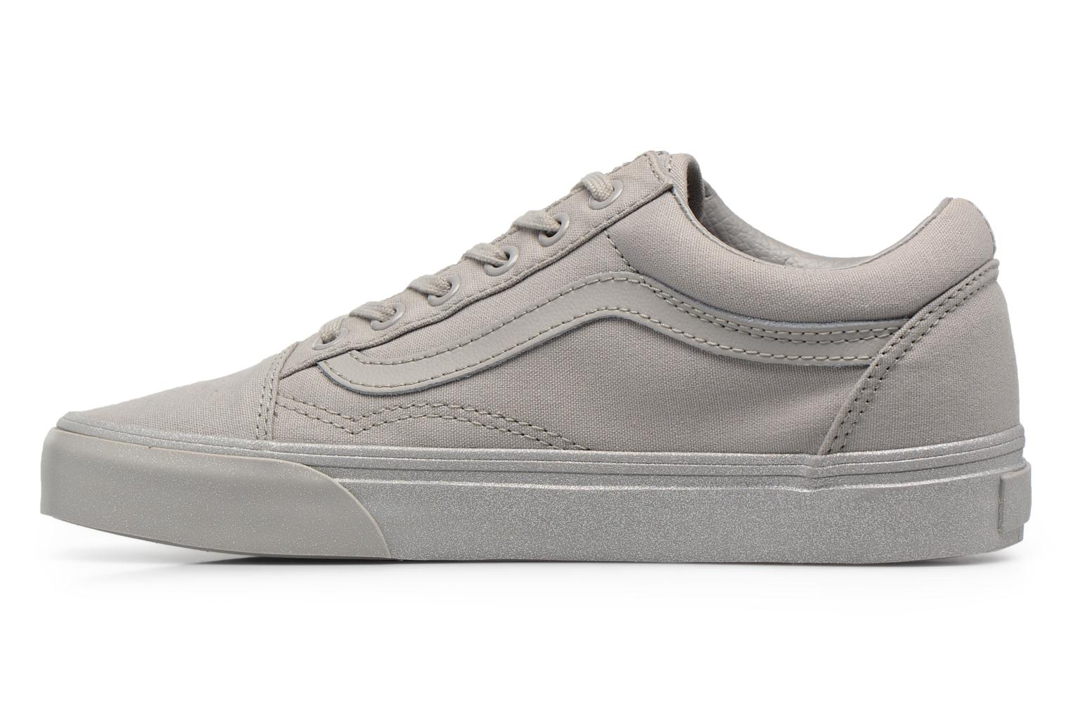 Trainers Vans Old Skool W Grey front view