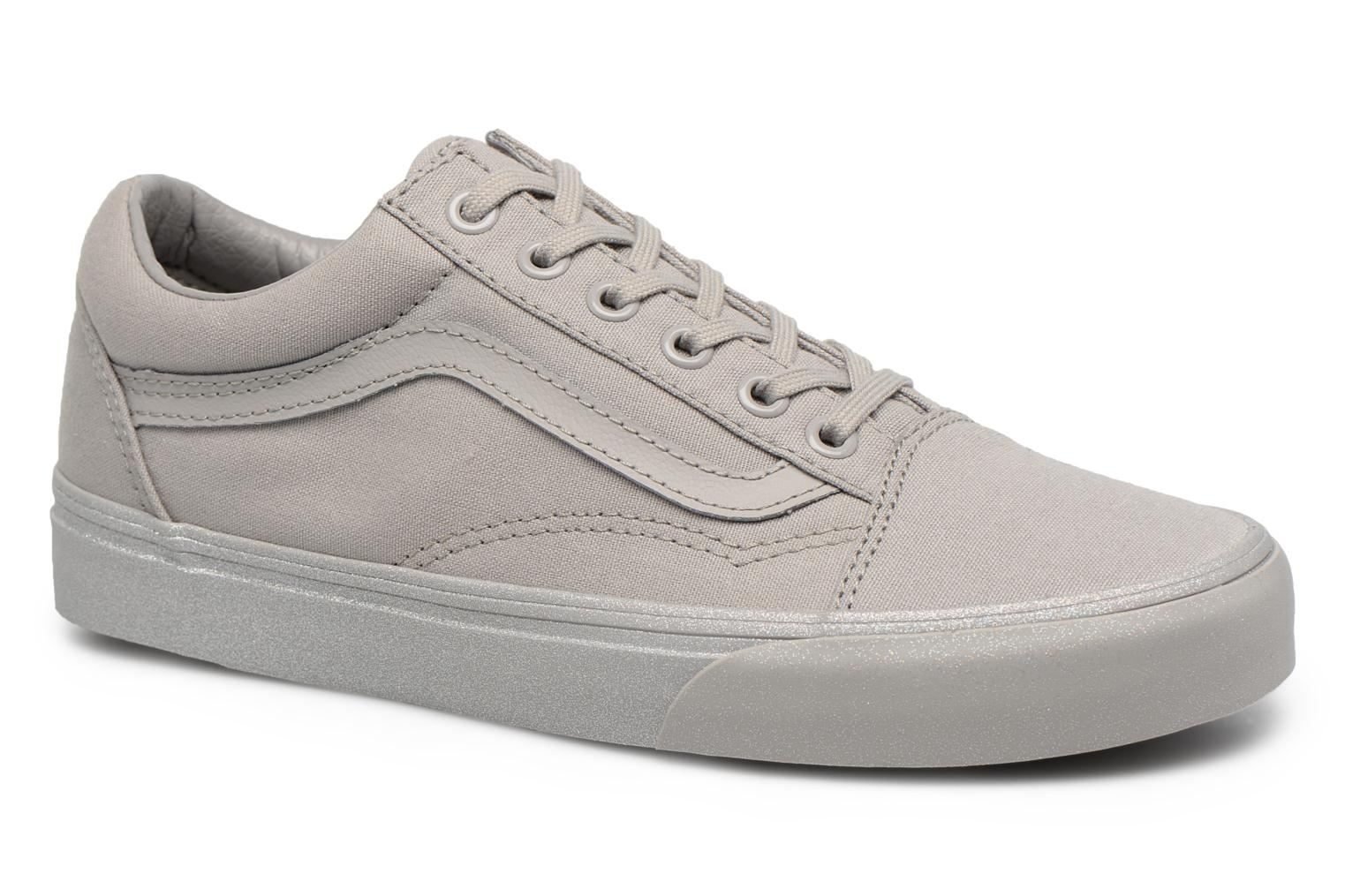 Trainers Vans Old Skool W Grey detailed view/ Pair view