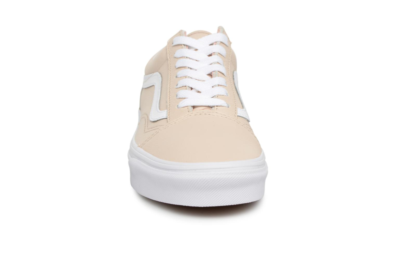 Sand leather W Dollar Old Skool Vans x1qI6P4Z