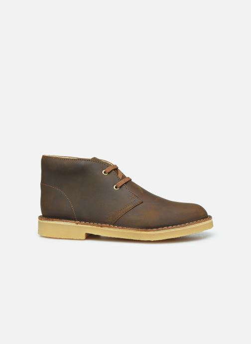 Bottines et boots Clarks Desert Boot Marron vue derrière