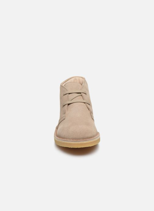 Boots en enkellaarsjes Clarks Desert Boot Beige model