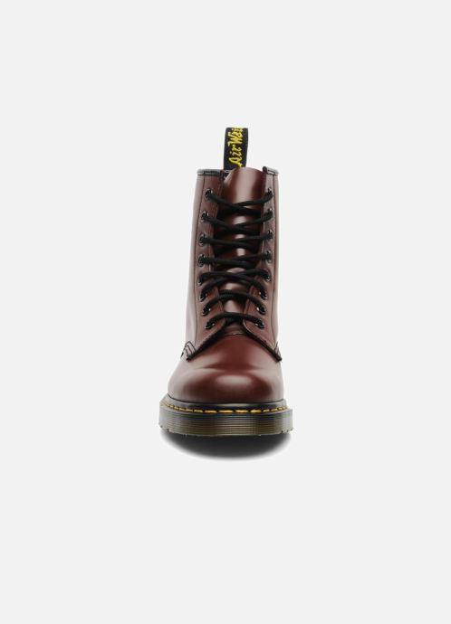 Stiefeletten & Boots Dr. Martens 1460 Smooth rot schuhe getragen
