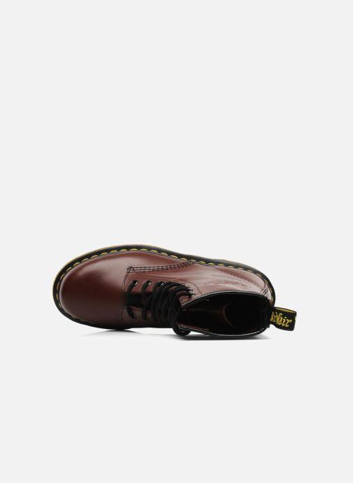 Stiefeletten & Boots Dr. Martens 1460 Smooth rot ansicht von links