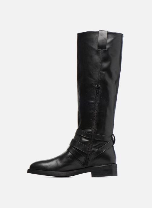Stiefel Jonak Mirta schwarz ansicht von vorne