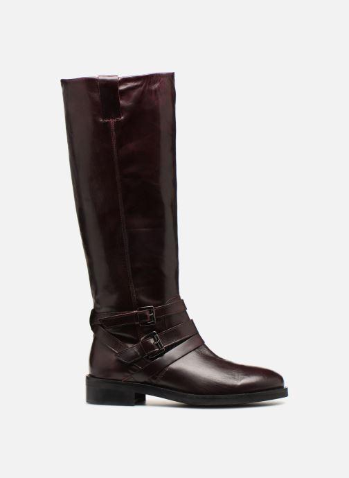 Boots & wellies Jonak Mirta Burgundy back view