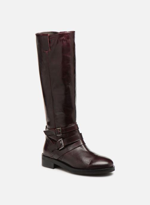 Boots & wellies Jonak Mirta Burgundy detailed view/ Pair view