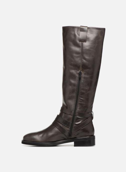 Stiefel Jonak Mirta grau ansicht von vorne