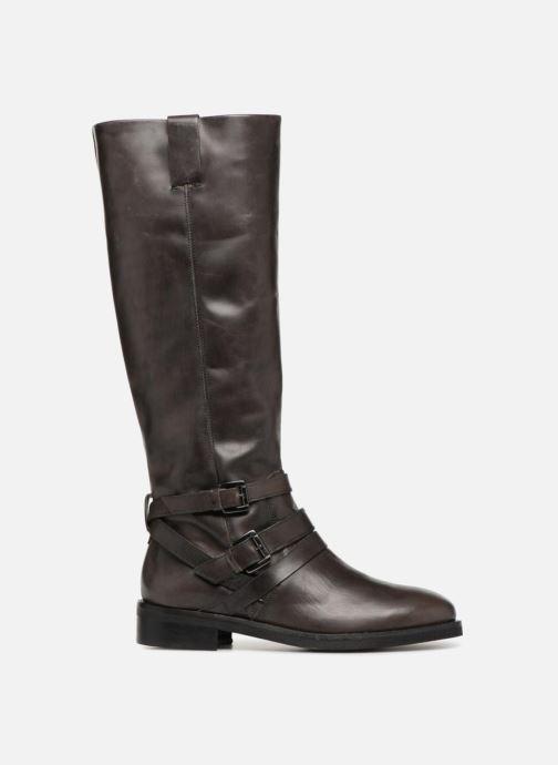 Boots & wellies Jonak Mirta Grey back view