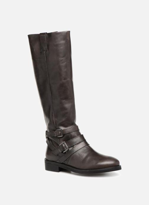 Boots & wellies Jonak Mirta Grey detailed view/ Pair view