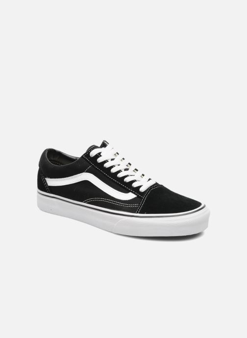 Sneakers Vans Old Skool Zwart detail