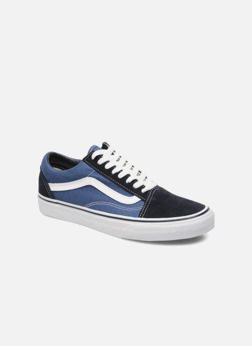 Vans Old Skool (Bleu) - Baskets chez Sarenza (150355)