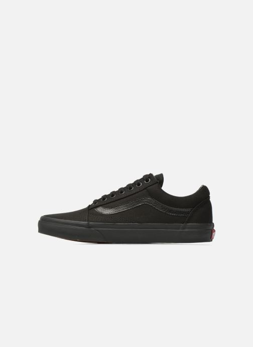 Baskets Vans Old Skool Noir vue face