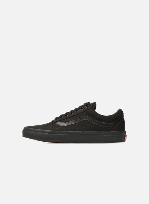 Sneakers Vans Old Skool Zwart voorkant