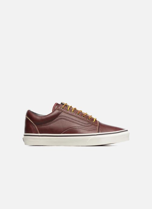 Baskets Vans Old Skool Marron vue derrière