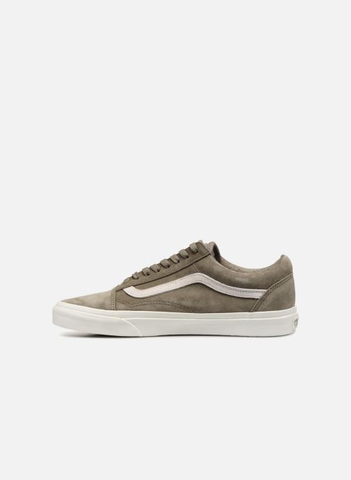 Baskets Vans Old Skool Beige vue face