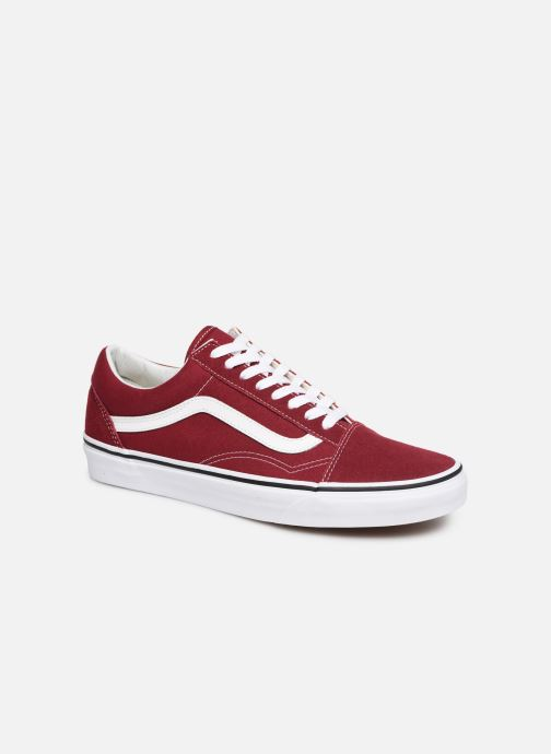 old skool vans bordeaux