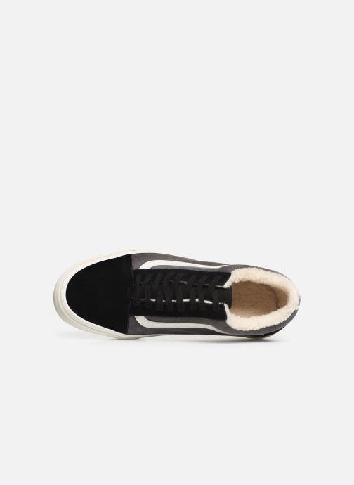 Sneakers Vans Old Skool Zwart links