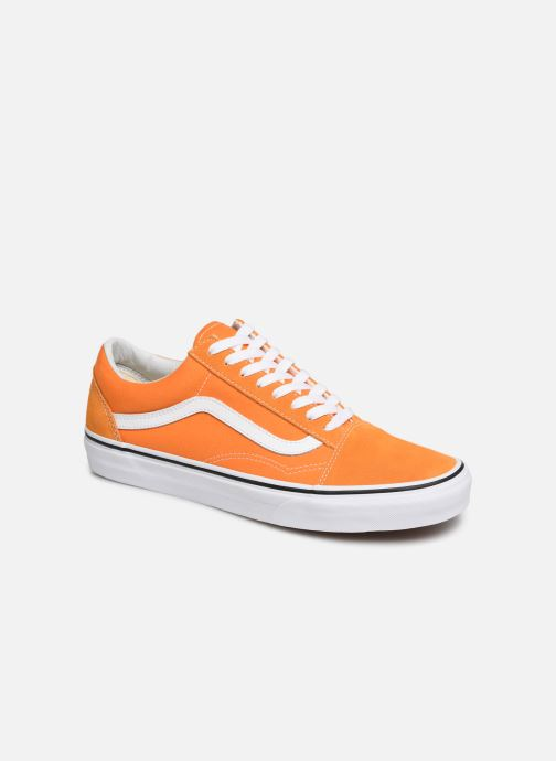 vans arancioni old skool