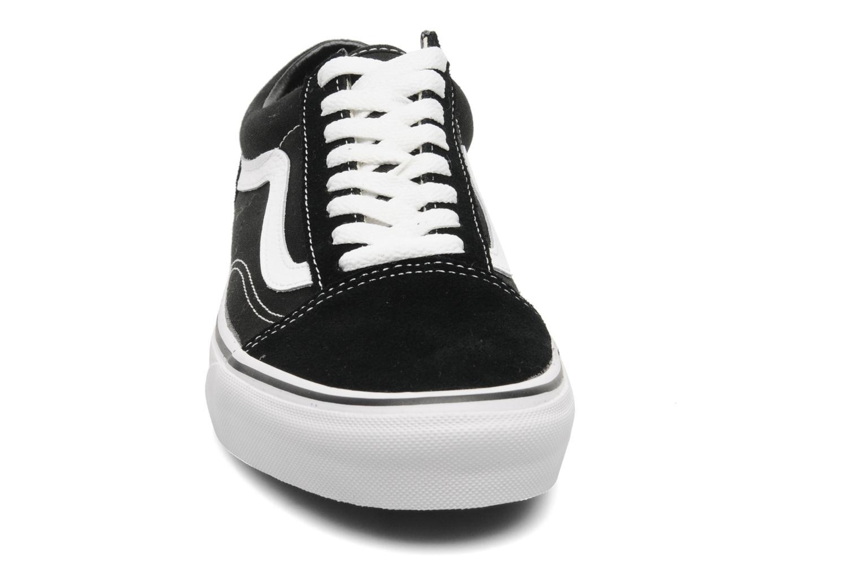 Sneakers Vans Old Skool Sort se skoene på