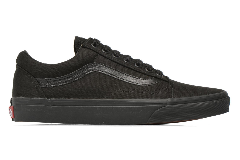 Sneakers Vans Old Skool Sort se bagfra