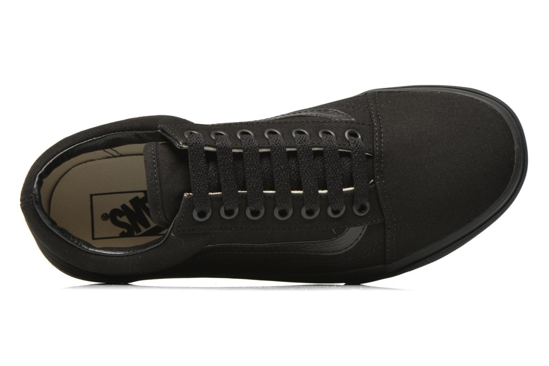 Sneakers Vans Old Skool Sort se fra venstre