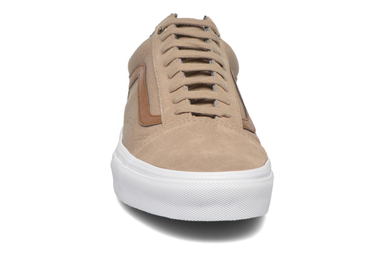 Sneakers Vans Old Skool Beige se skoene på