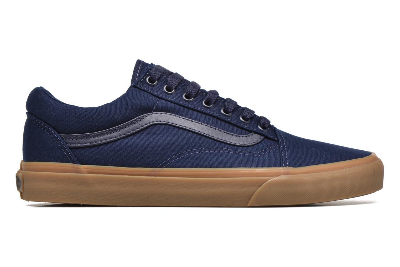 Sneakers Vans Old Skool Azzurro immagine posteriore