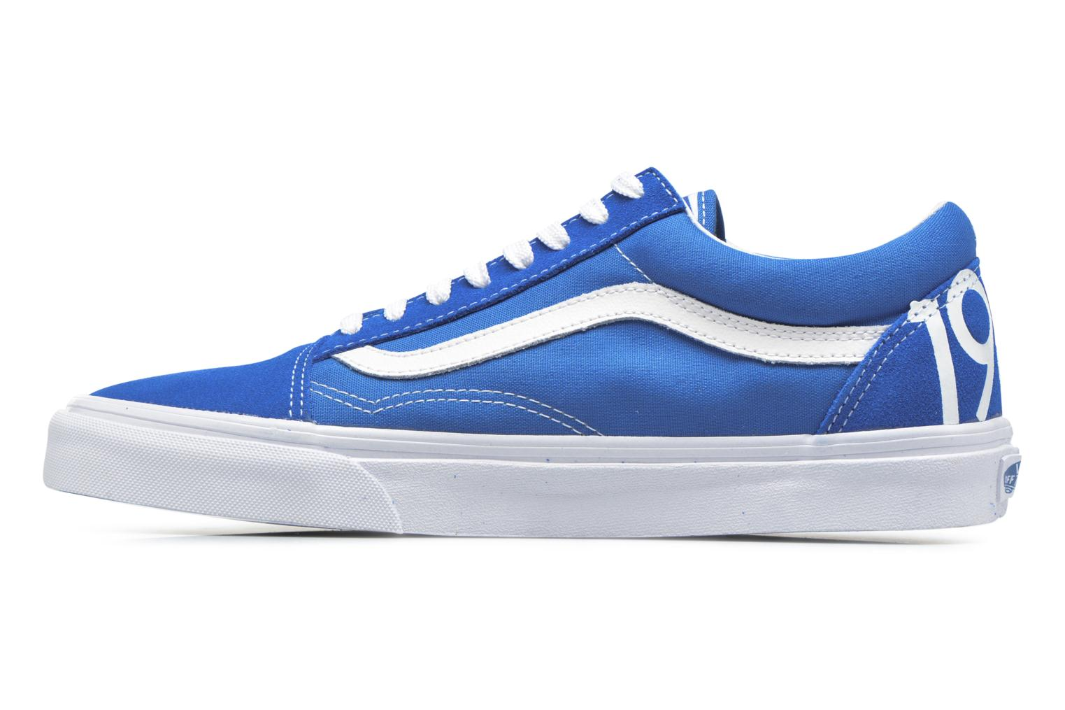 Sneakers Vans Old Skool Blå se forfra