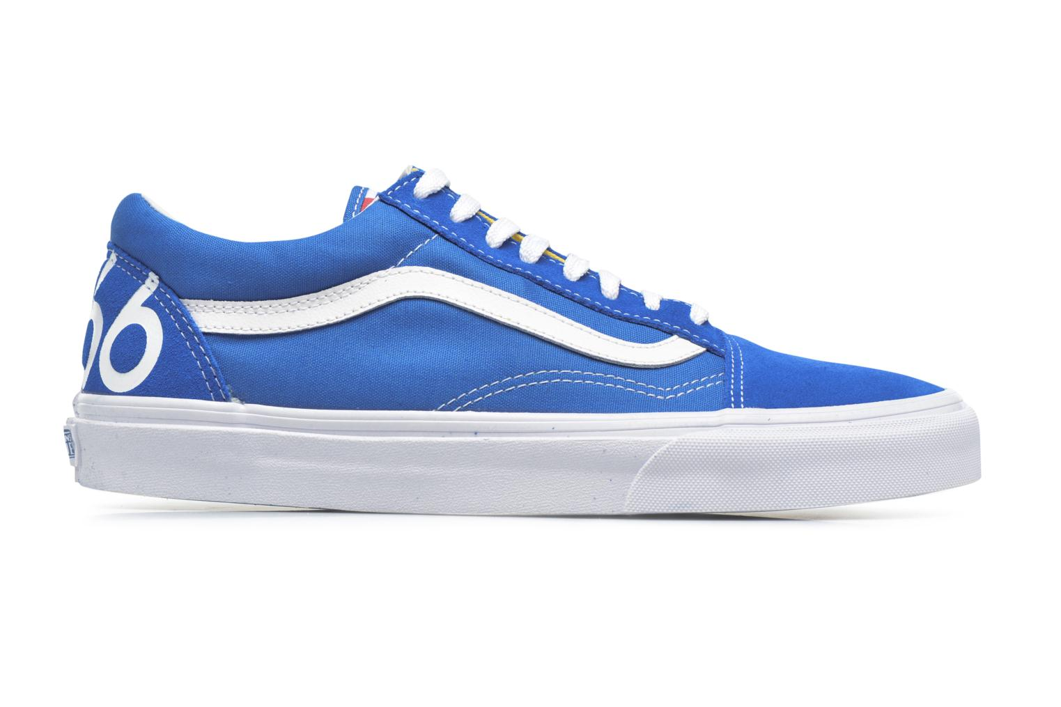 Sneakers Vans Old Skool Blå se bagfra