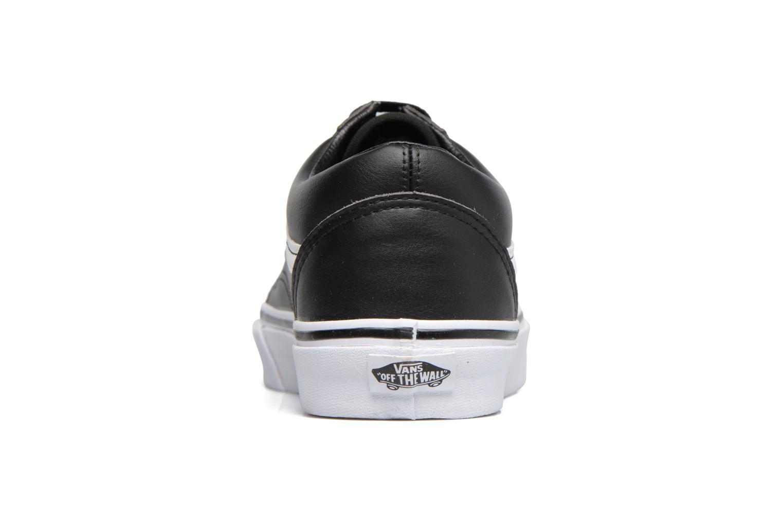 Sneakers Vans Old Skool Zwart rechts