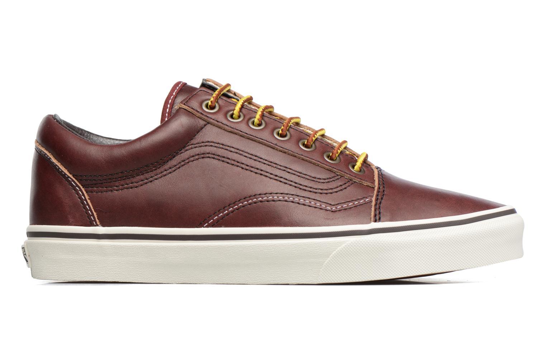Sneakers Vans Old Skool Brun se bagfra