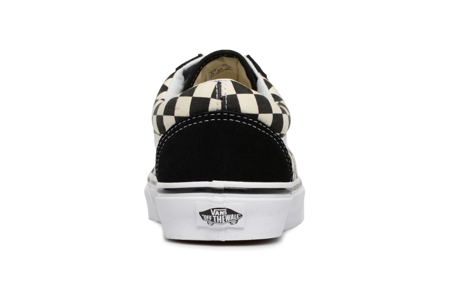 Vans White CheckBlack Old Skoolprimary CheckBlack Vans Skoolprimary White Vans Old Old ZiPkuOX
