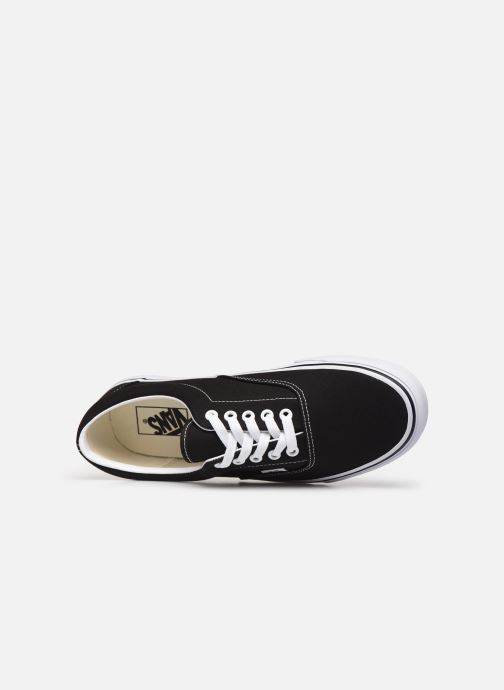 Trainers Vans Era M Black view from the left