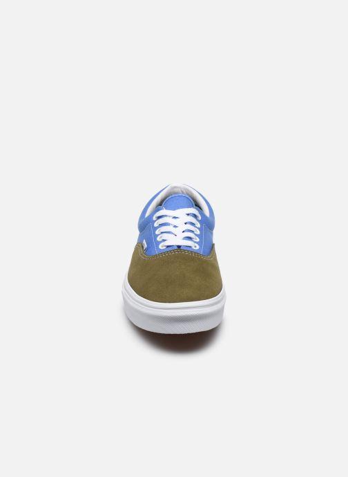 Sneaker Vans Era M blau schuhe getragen