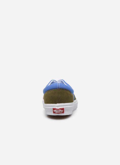 Sneaker Vans Era M blau ansicht von rechts