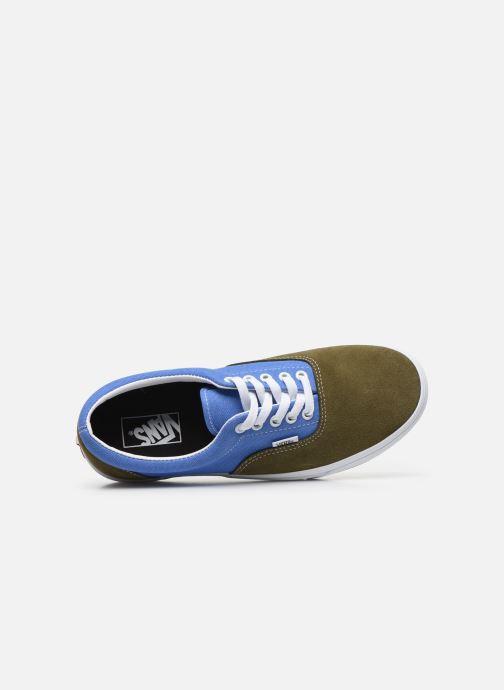Sneaker Vans Era M blau ansicht von links