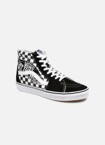 (Vans Patch) Black/True White