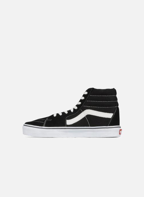 Sneakers Vans SK8 Hi M Zwart voorkant
