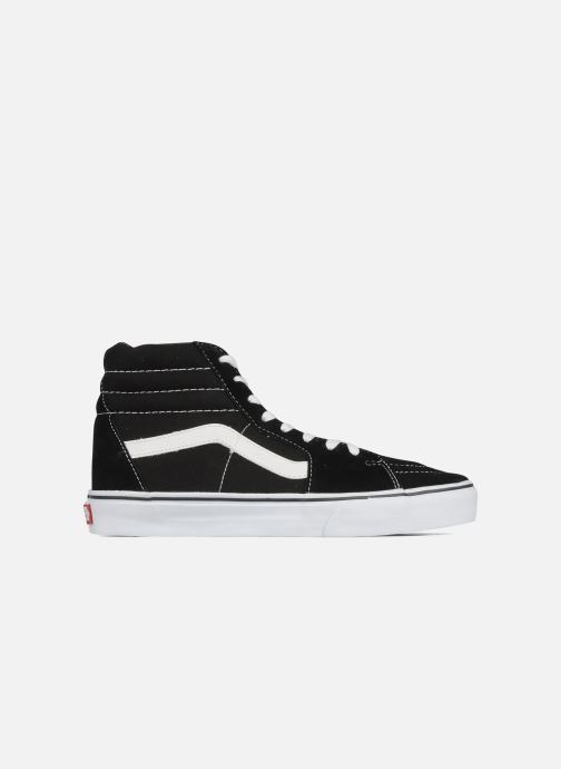 Sneakers Vans SK8 Hi M Zwart achterkant
