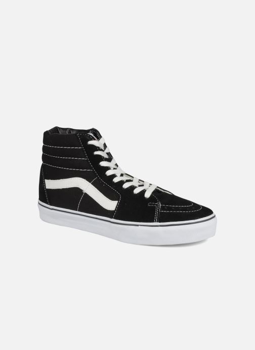Sneakers Vans SK8 Hi M Zwart detail