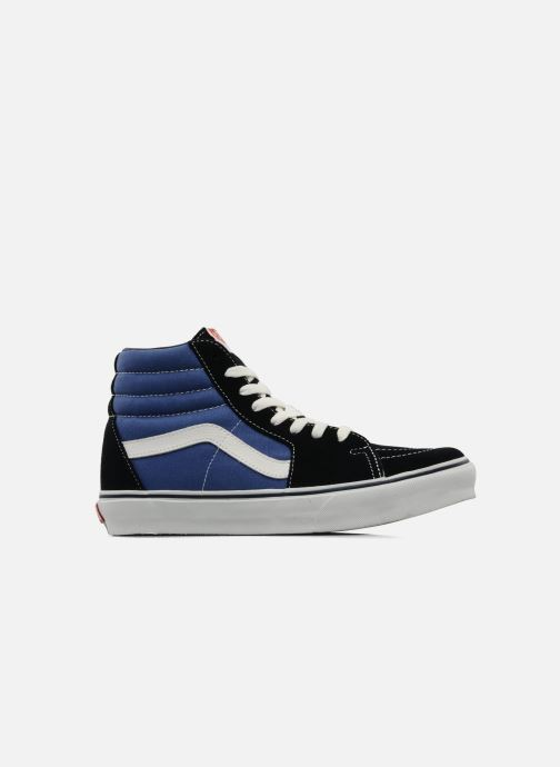Sneaker Vans SK8 Hi M blau ansicht von hinten