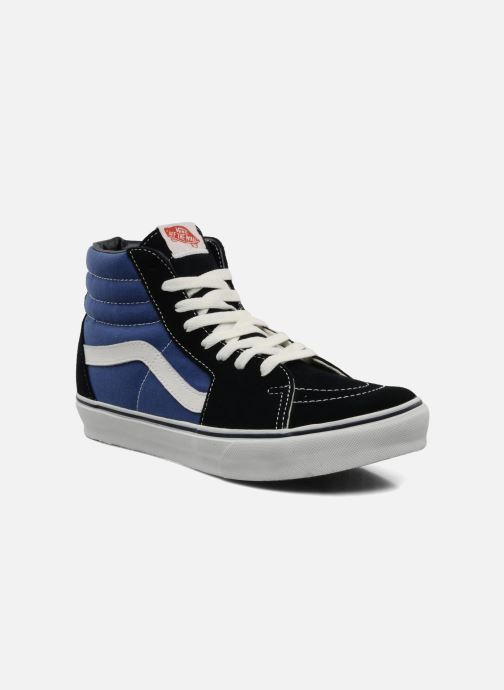 Trainers Vans SK8 Hi M Blue detailed view/ Pair view