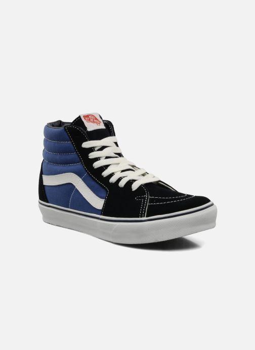 Sneaker Vans SK8 Hi M blau detaillierte ansicht/modell
