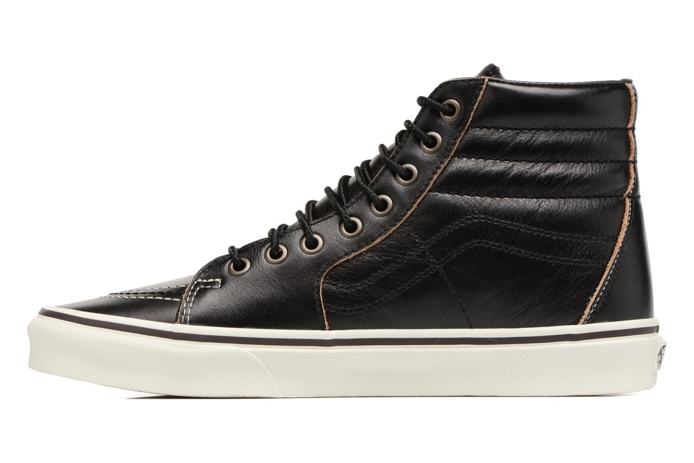 Sneakers Vans SK8 Hi M Nero immagine frontale