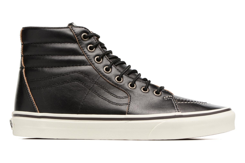 Sneakers Vans SK8 Hi M Nero immagine posteriore