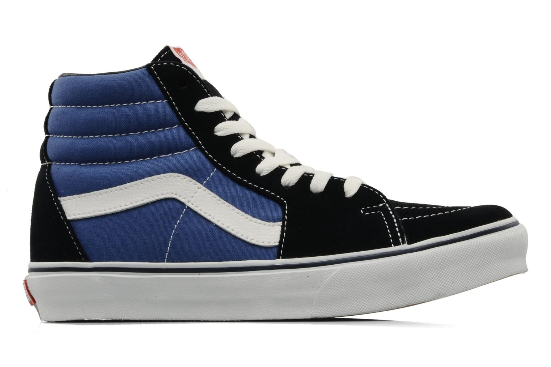 Sneakers Vans SK8 Hi M Azzurro immagine posteriore
