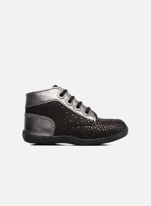 Bottines et boots Kickers Bonbon Noir vue derrière