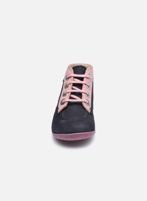 Stiefeletten & Boots Kickers Bonbon mehrfarbig schuhe getragen