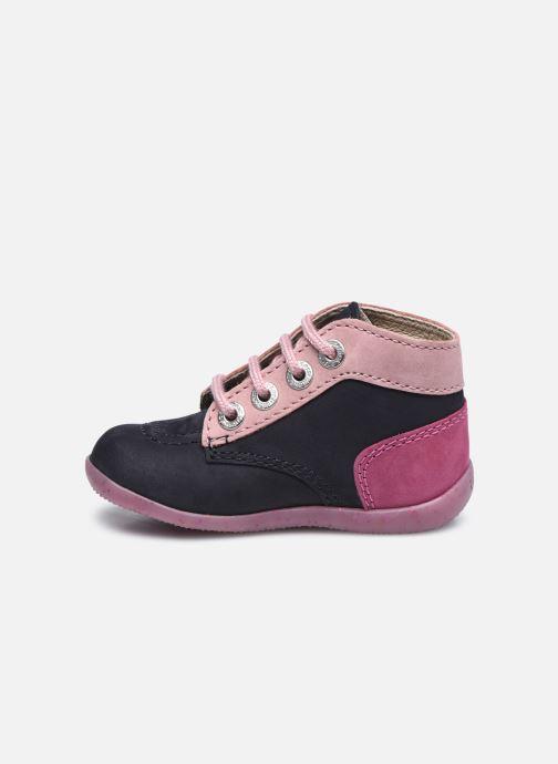 Stiefeletten & Boots Kickers Bonbon mehrfarbig ansicht von vorne